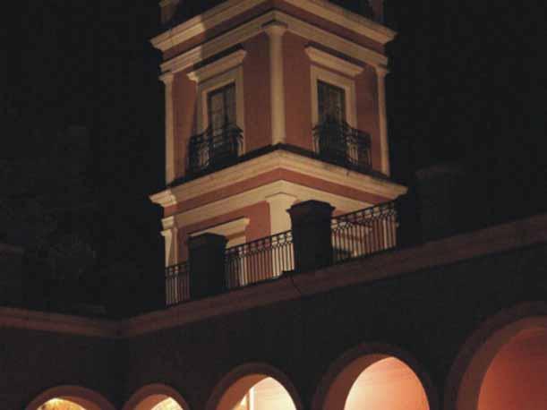 Noches mágicas en el Palacio San José