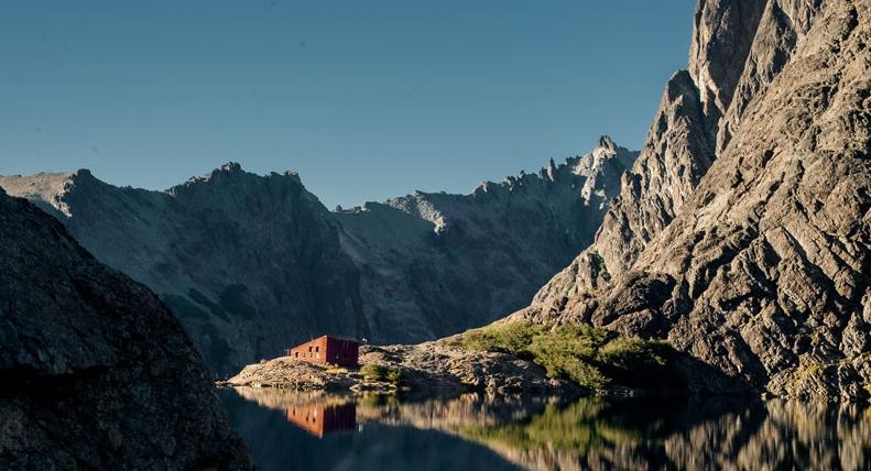 Los refugios de montaña de Bariloche