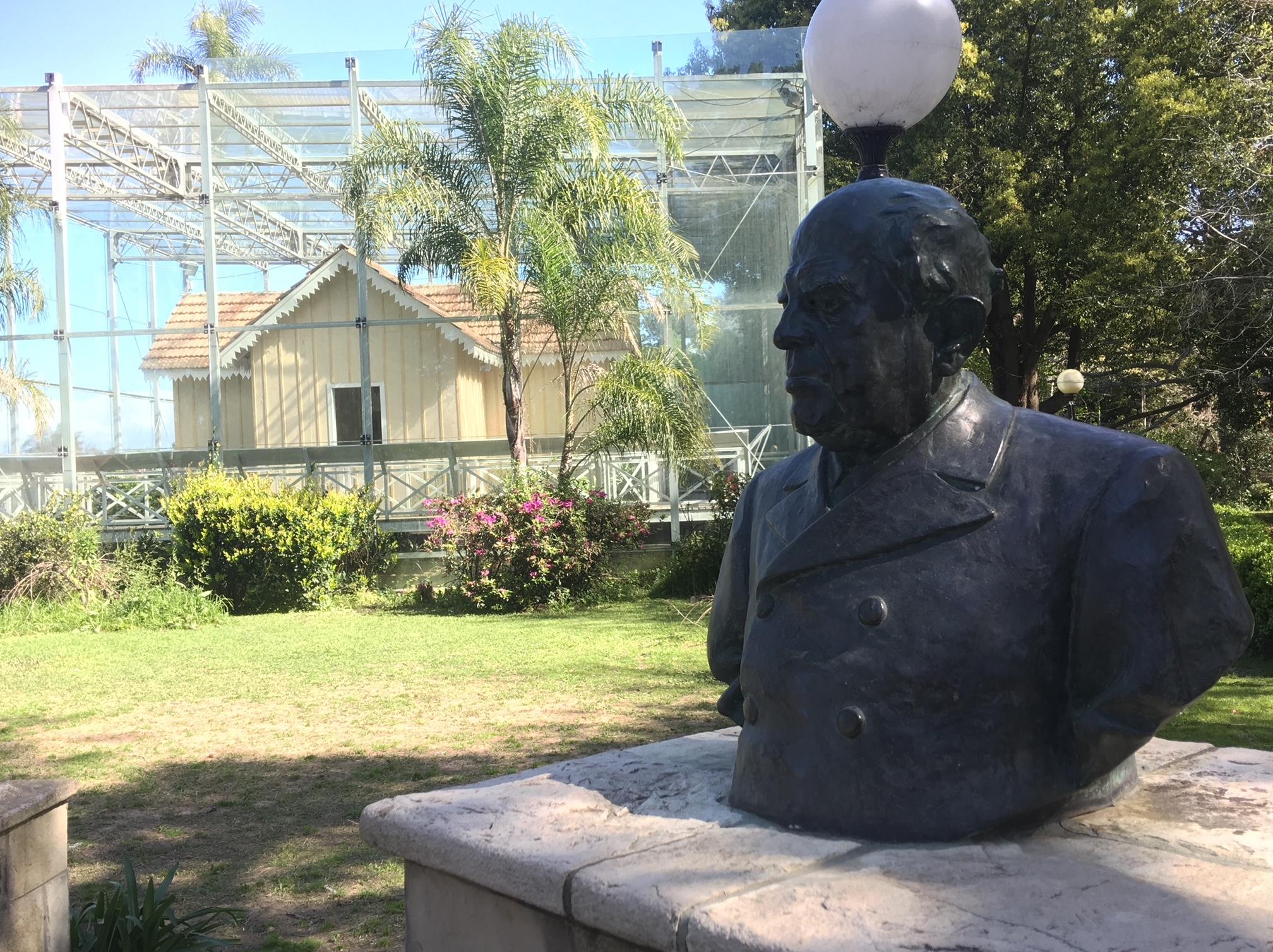 Tras las huellas de escritores en Tigre