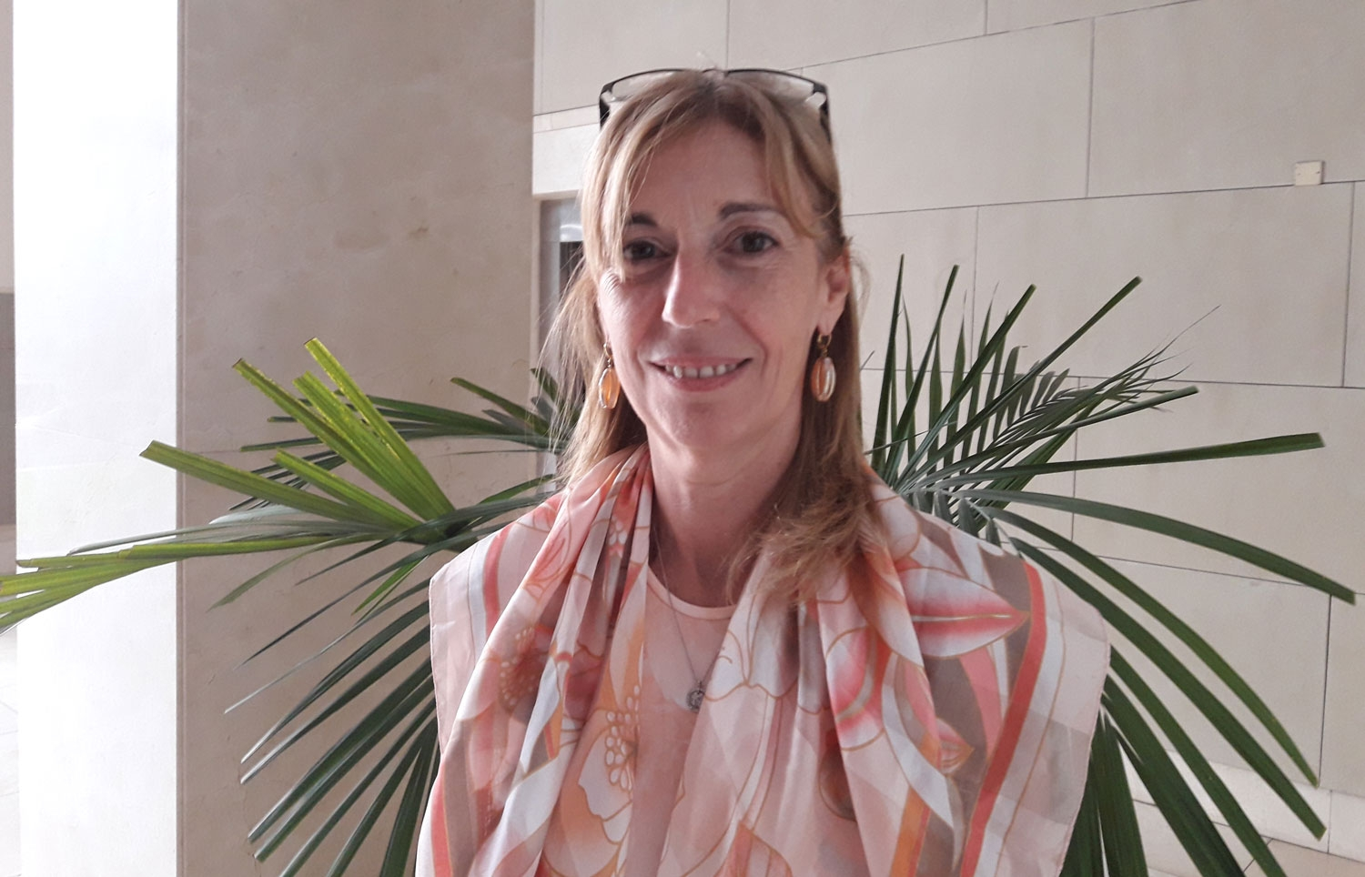 Olga Lily Motisi, CEO de Hostling, Area Developer para Argentina y Uruguay de Best Western Hotels & Resorts