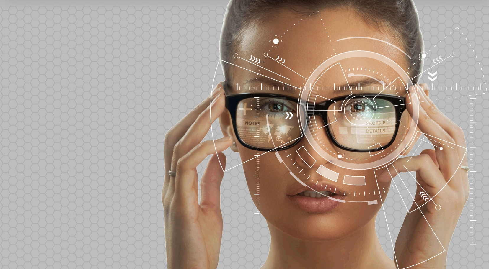 Estos lentes cambian la manera de ver