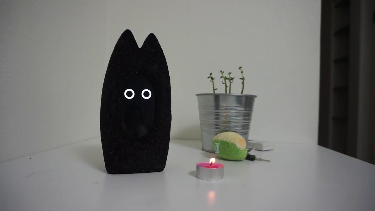 Se llama Fribo y es un robot que ayuda a hacerse amigos