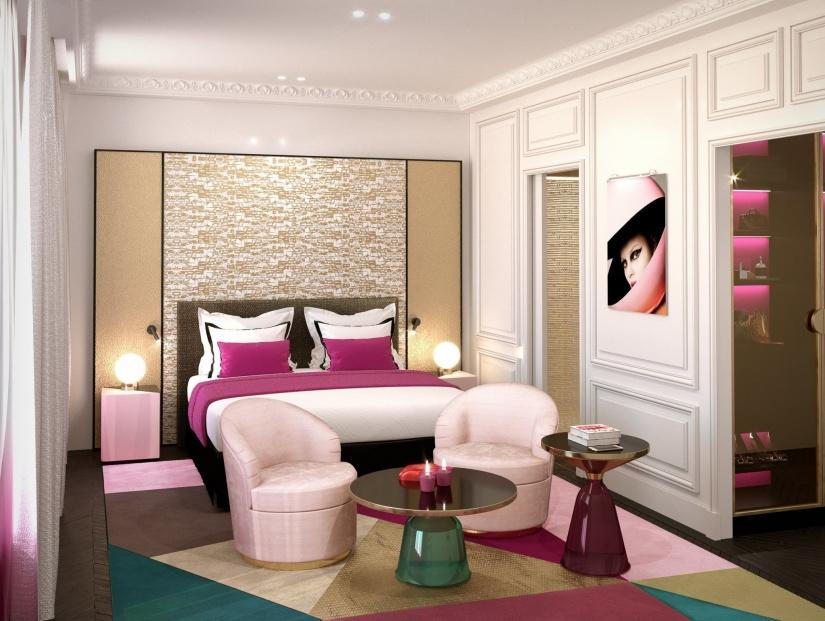 La tienda parisina Fauchon abrirá un hotel en septiembre