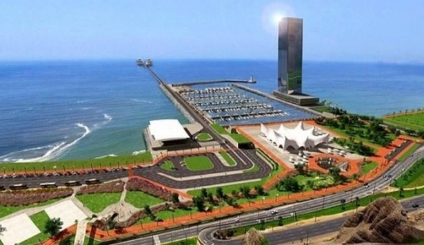 Así será el nuevo puerto de cruceros de Lima