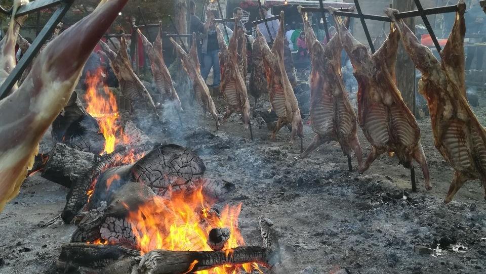 Villa Pehuenia es una fiesta de sabor