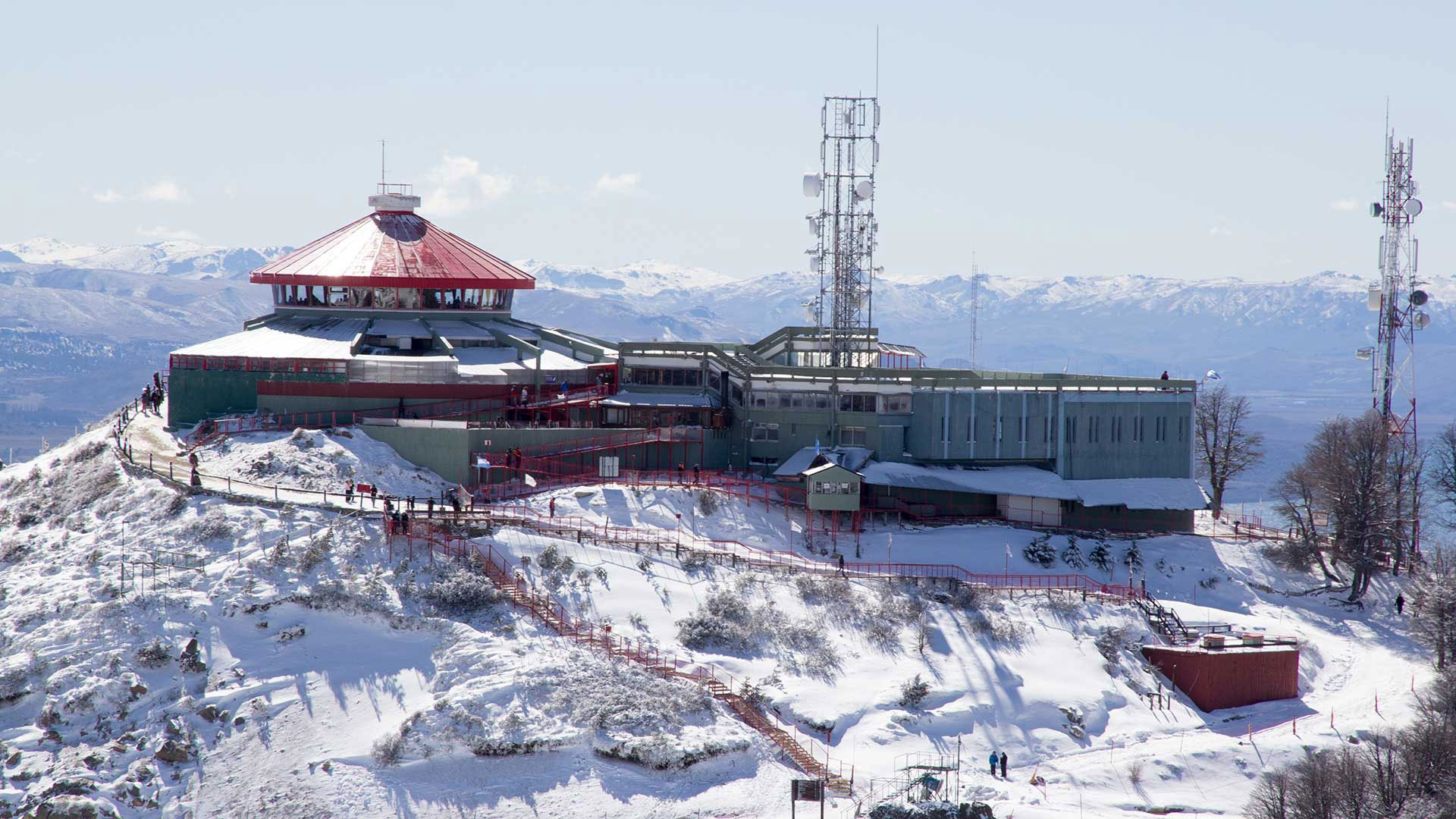 Cerro Otto: cerrado por obras