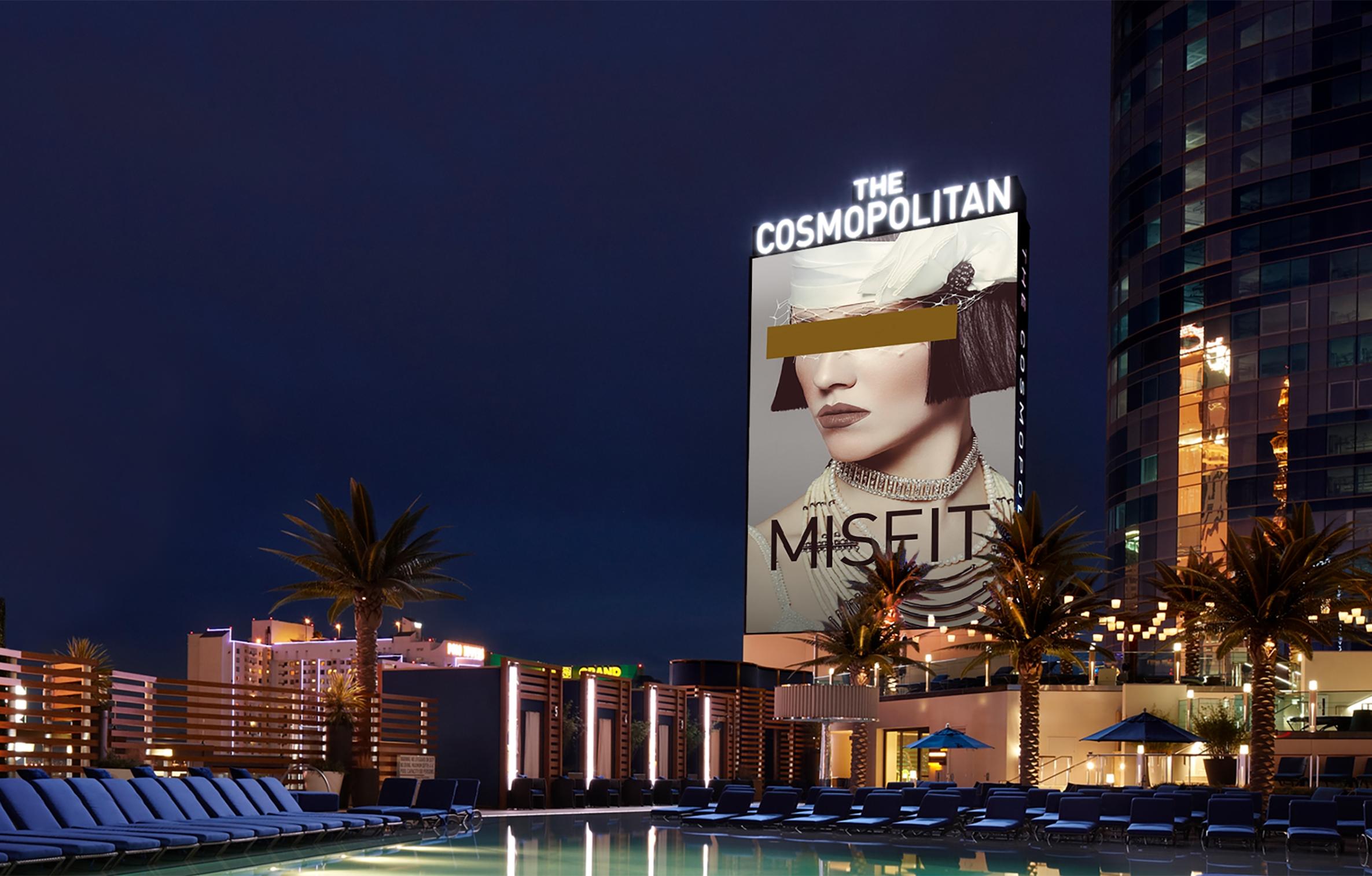 Rose: una conserje virtual y atrevida en Las Vegas