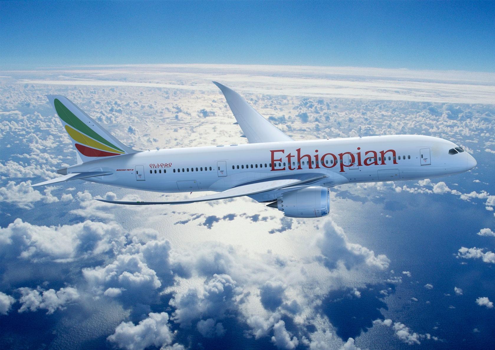 Ahora Ethiopian vuela todos los días a Buenos Aires