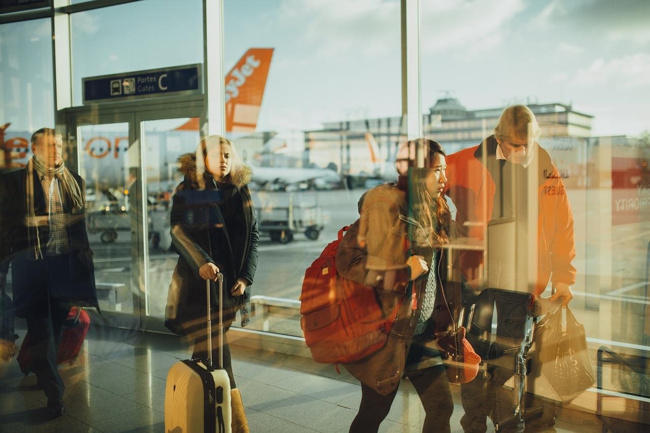 Sustancias en polvo en los aviones: nuevas restricciones.