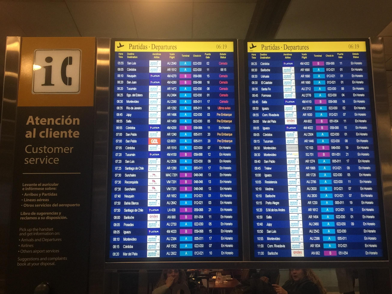 Los pasajes aéreos serán más baratos en la Argentina