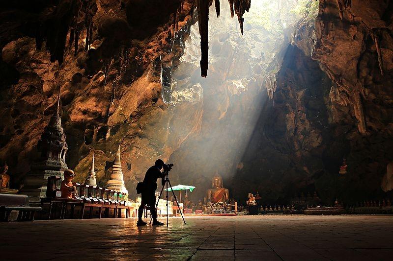 ¿La gruta de Tailandia será una atracción turística?