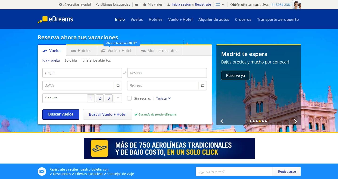 Agencias de viaje online. ¿Son realmente tan baratas?