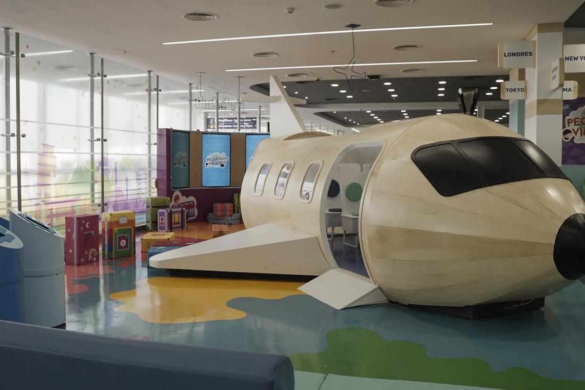 El Aeropuerto de Ezeiza ahora es Kids Friendly