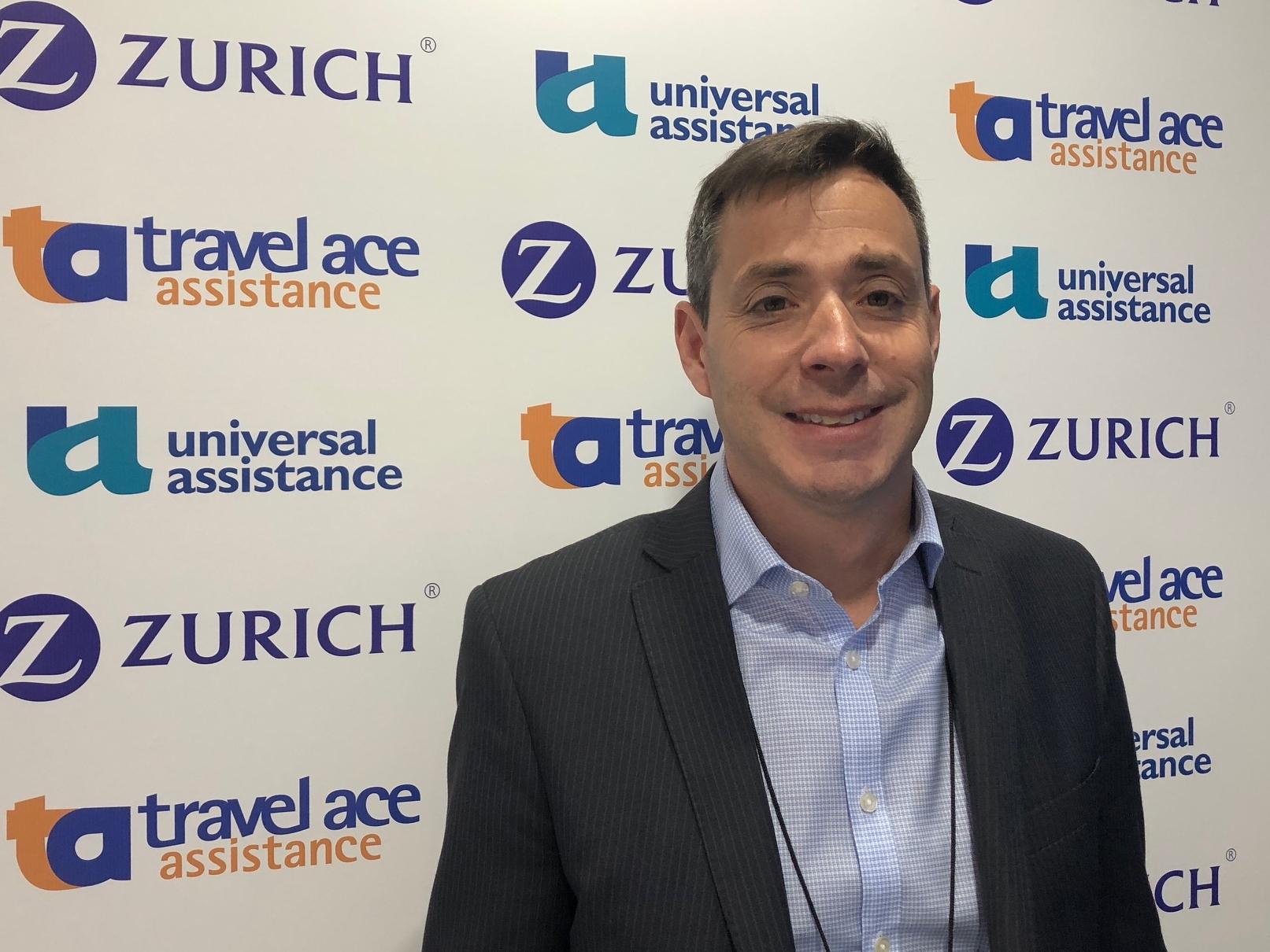 Diego Baron, Director regional de Marketing de Universal Assistance