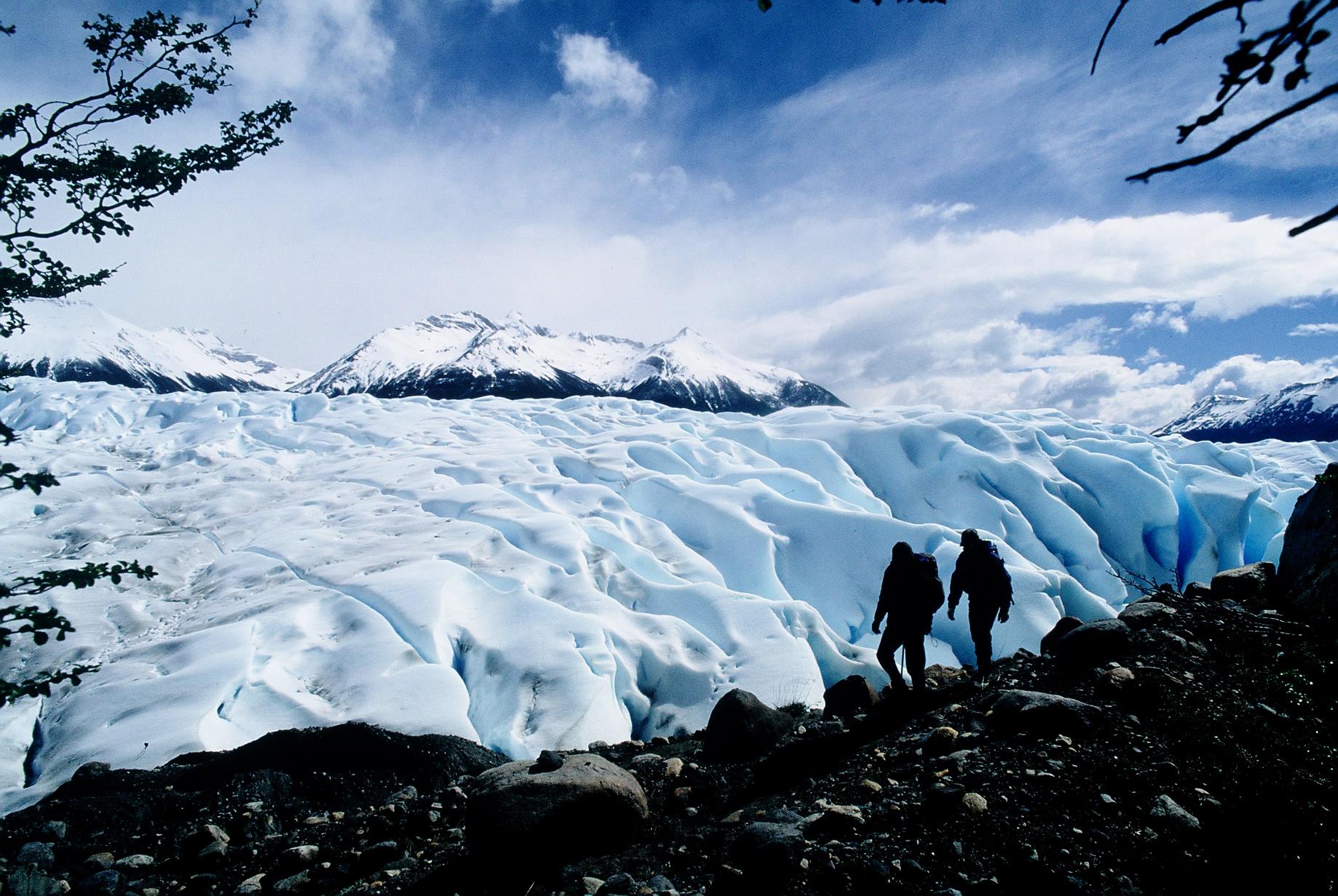 El tránsito turístico al Glaciar será más ágil