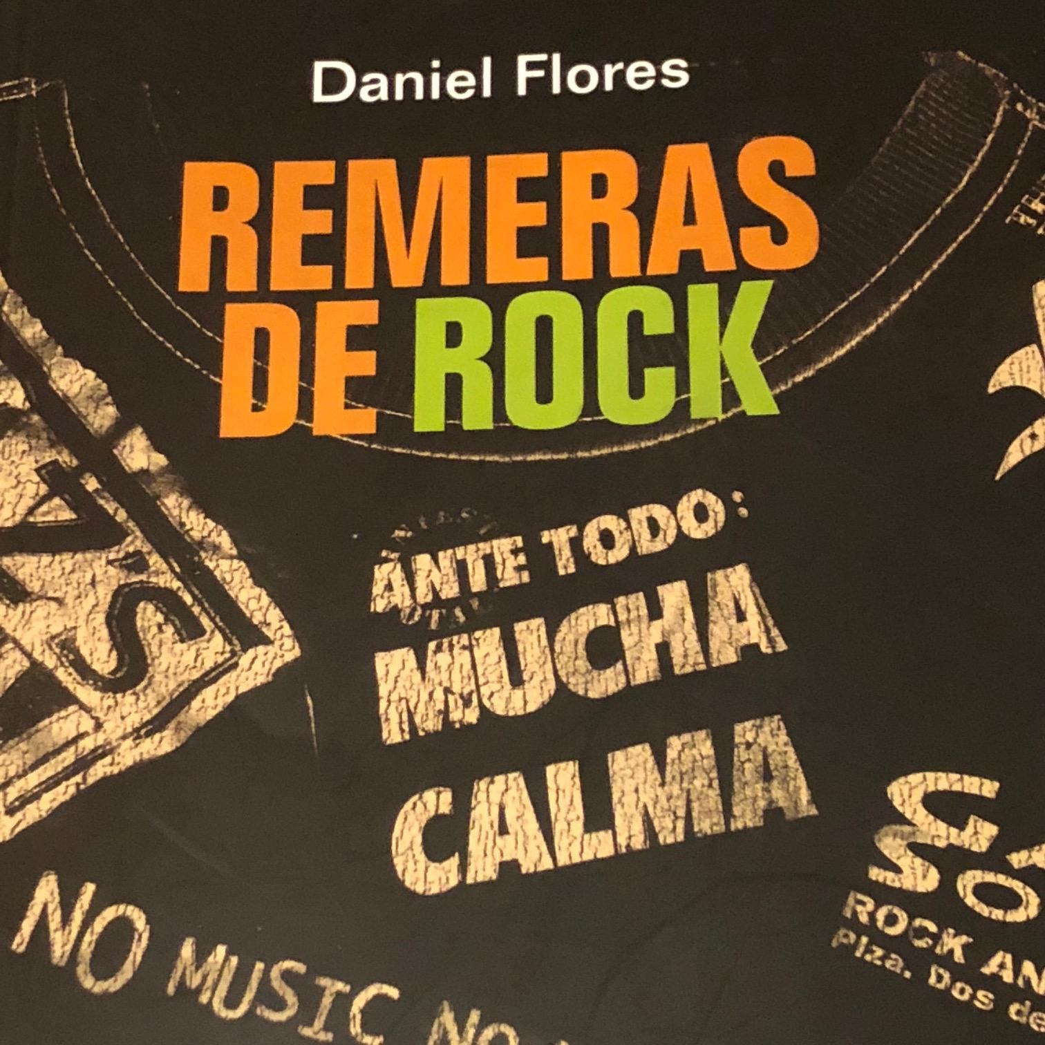 Remeras de rock: viajes y decibeles