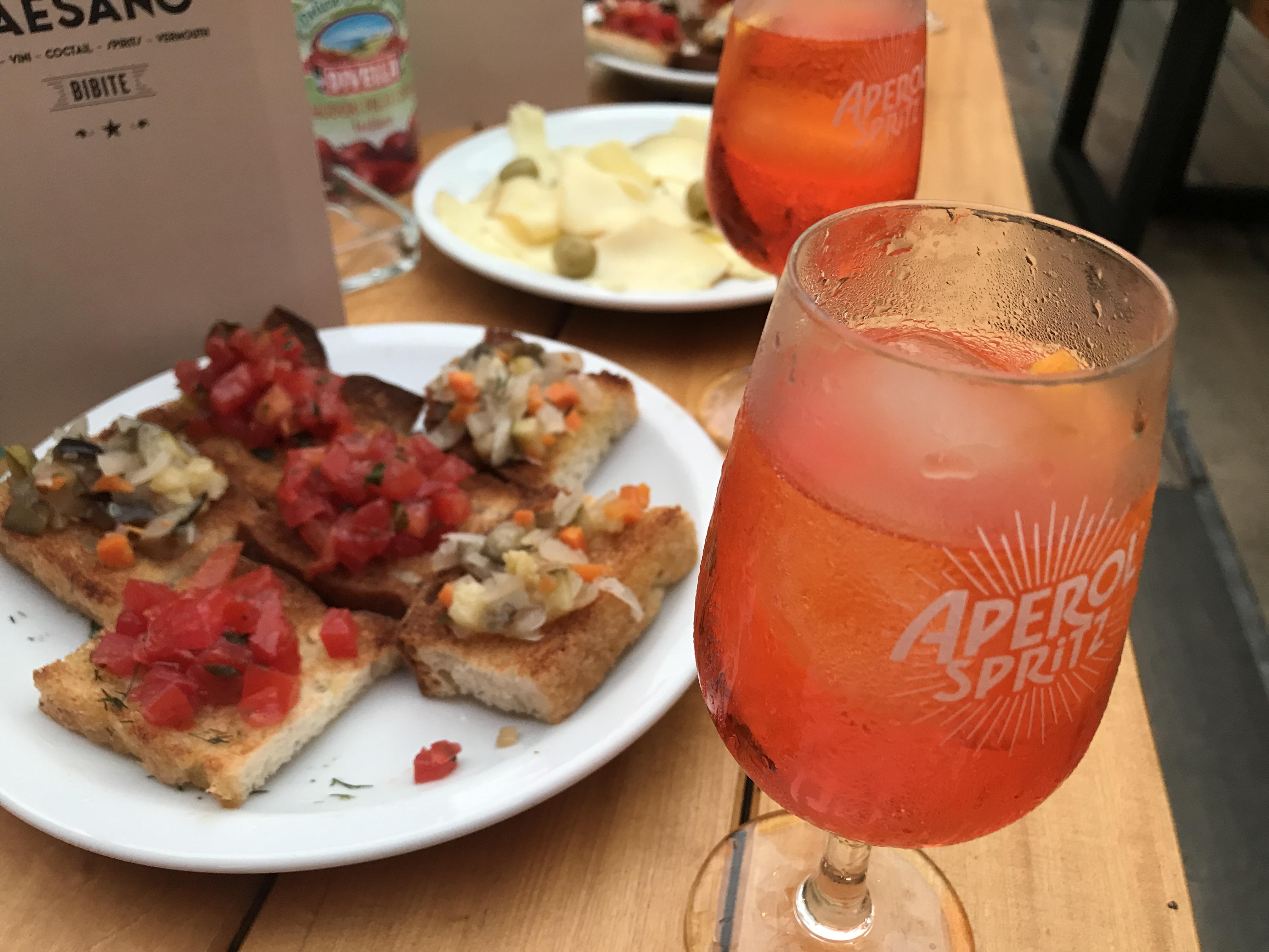 Paesano Rosso, nuevo restaurante italiano en La Plata