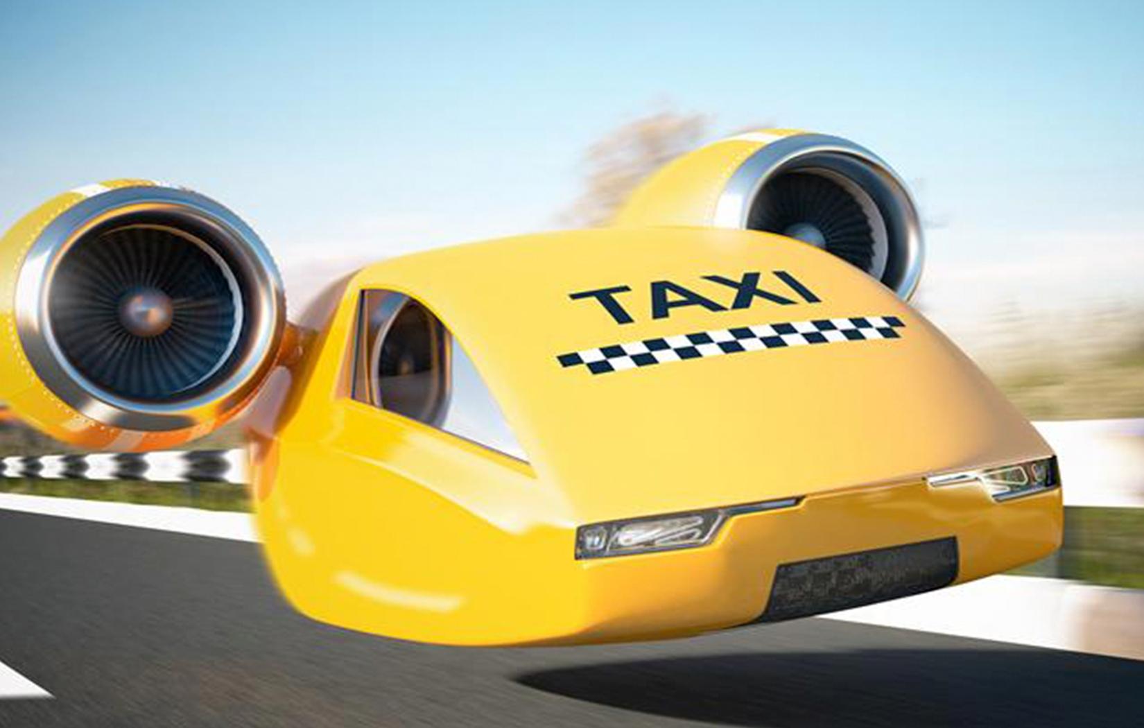 Los taxis del futuro