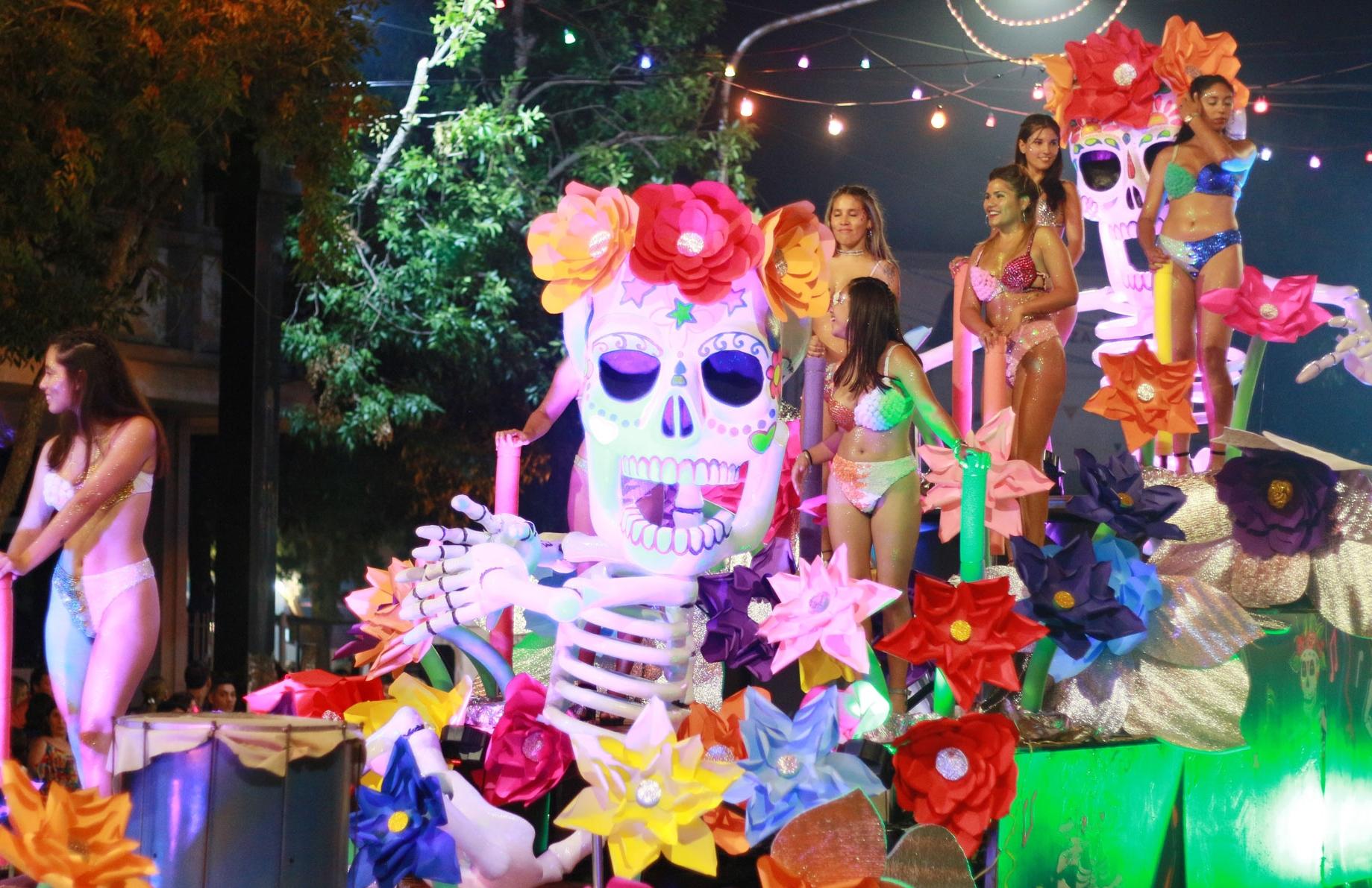 Es carnaval en Lincoln