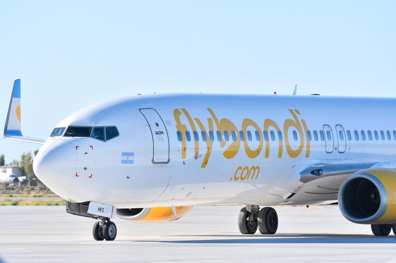 Flybondi suma nuevos vuelos internos en la Argentina