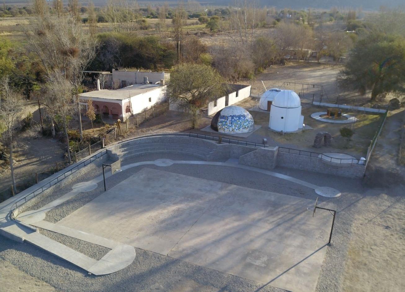 Un nuevo observatorio en Catamarca