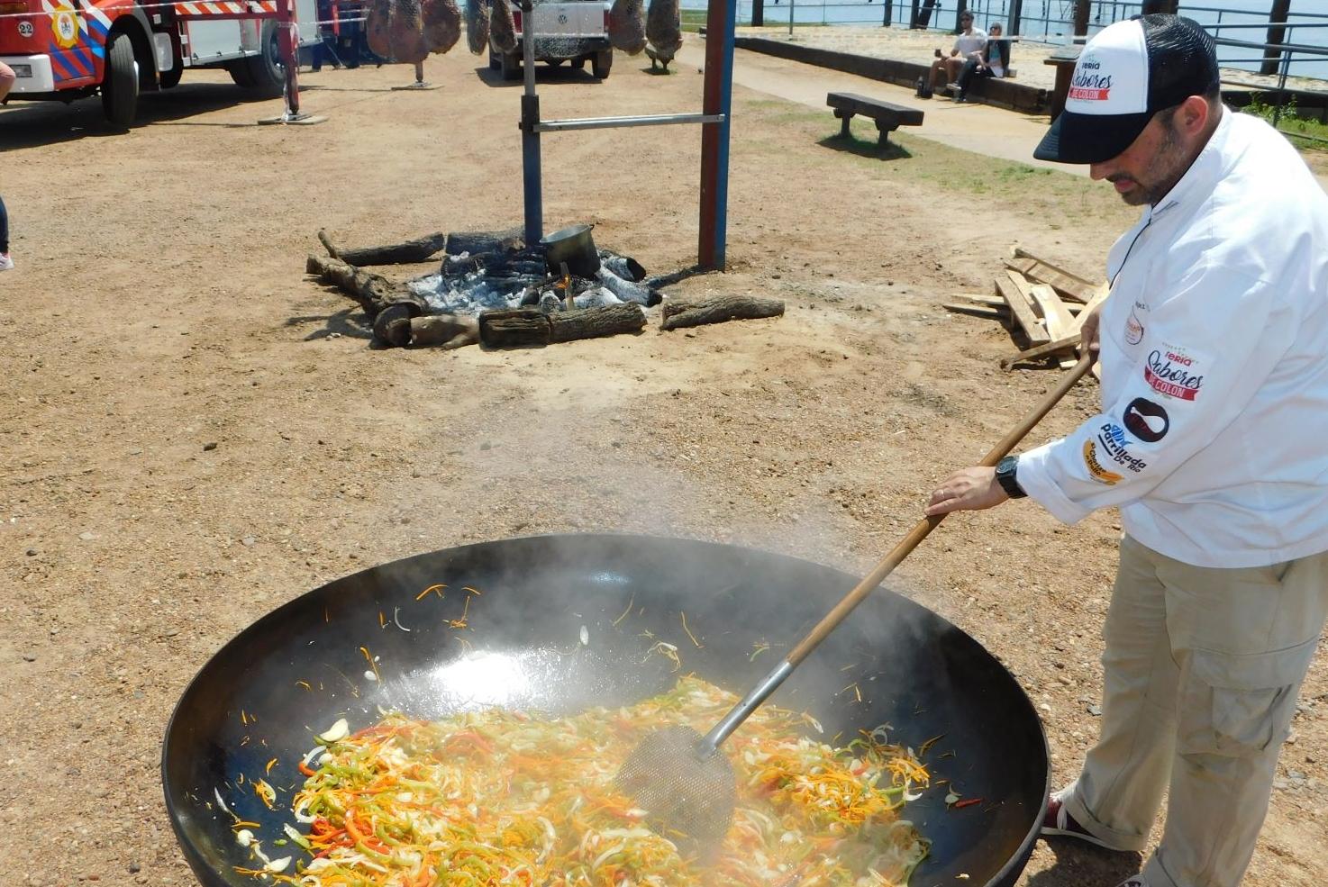 El Guiso Gringo: el plato del invierno en Colón