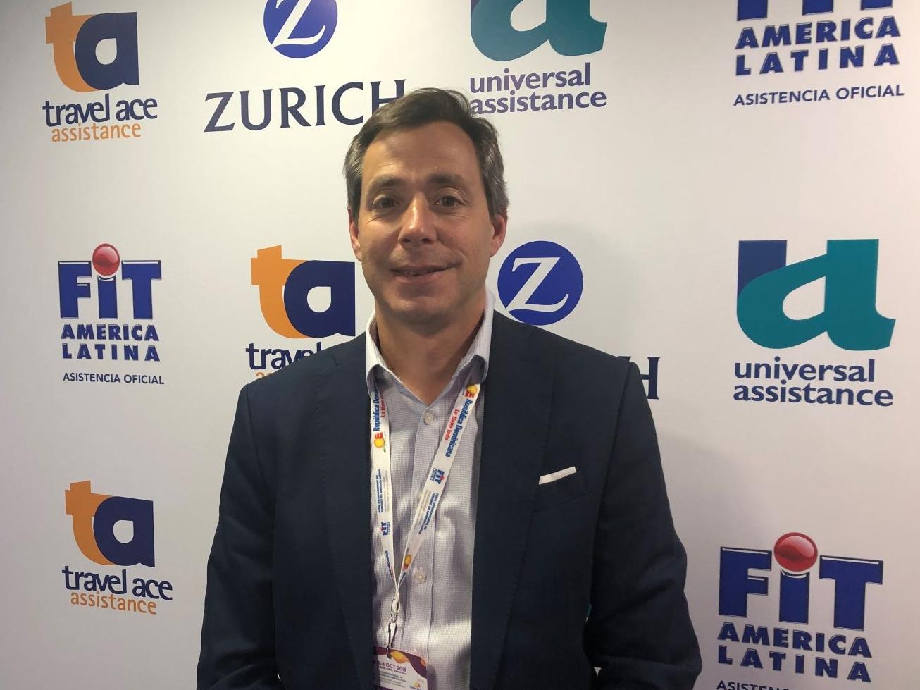 Diego Baron, Director de Marketing Regional de Universal Assistance