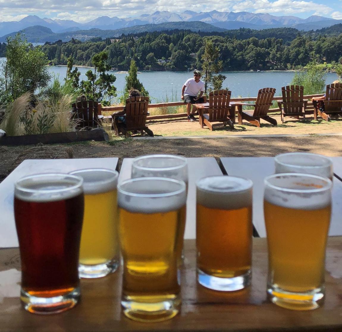 Cerveza y carnaval en Bariloche