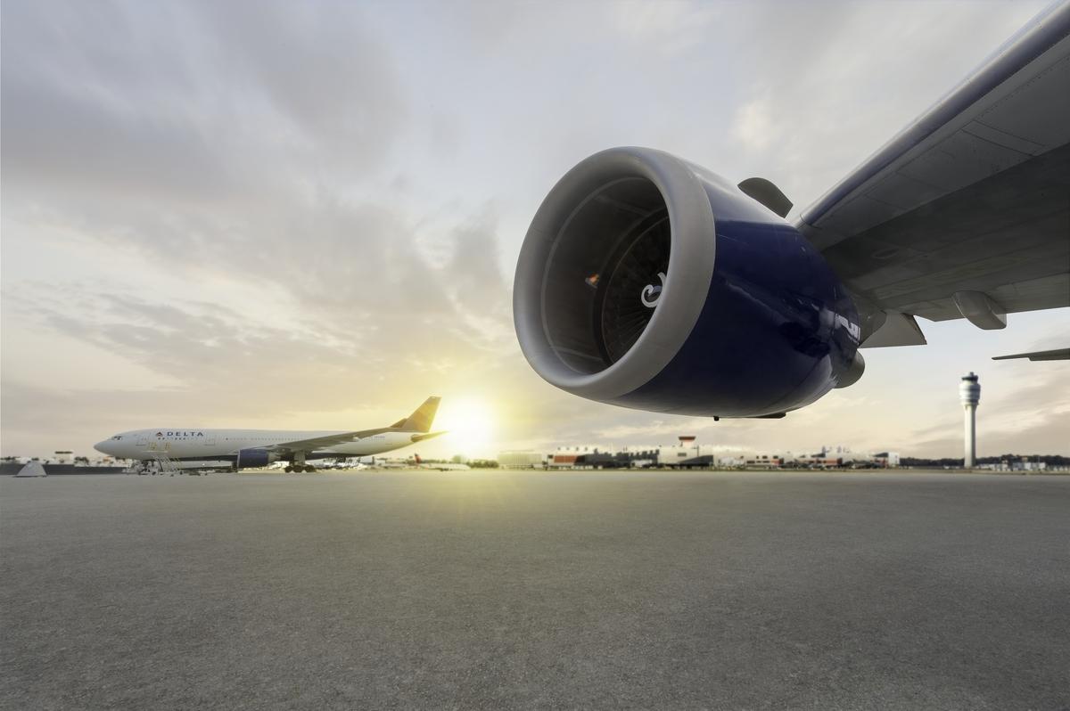 Más espacio entre viajeros a bordo de aviones de Delta