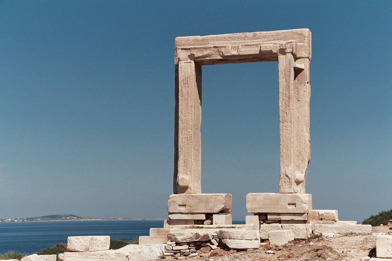 Durante la cuarentena: maravillate con La Puerta de Apolo