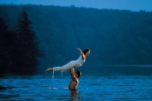 El lago de Dirty Dancing volvió a llenarse