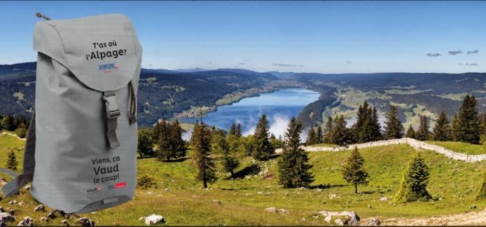 Una idea suiza que promueve turismo y productos locales