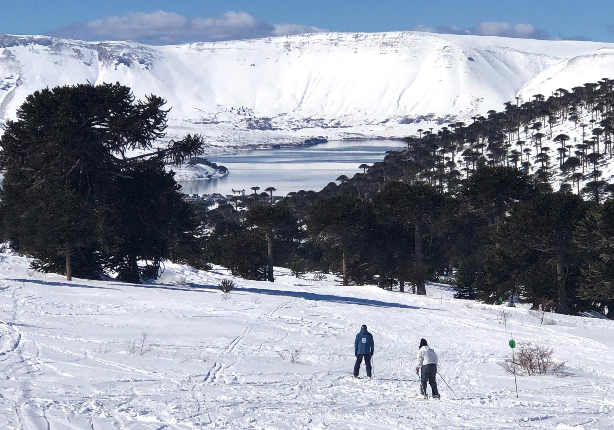 Vuelve a funcionar Caviahue Ski Resort