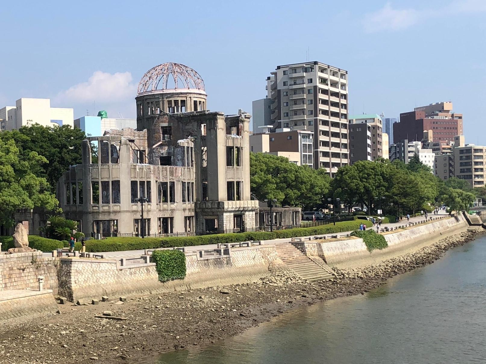 Se recuerdan 75 años del bombardeo de Hiroshima