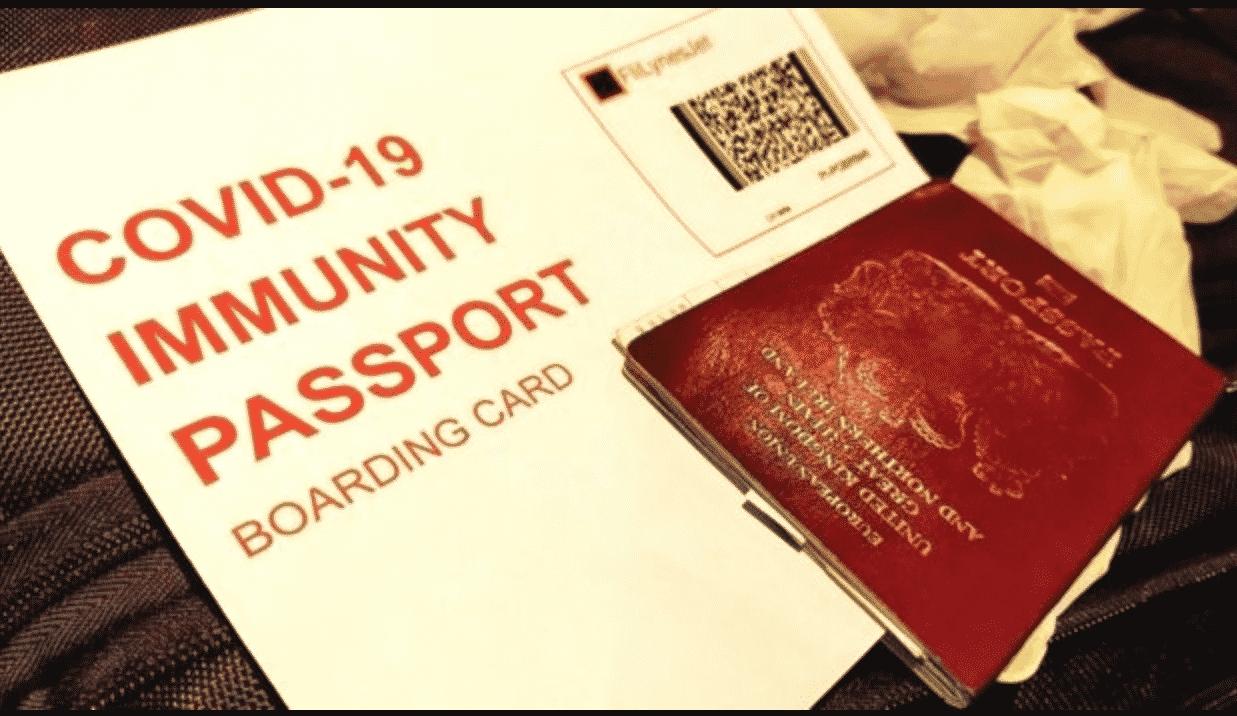 Un pasaporte sanitario digital para reactivar el turismo mundial