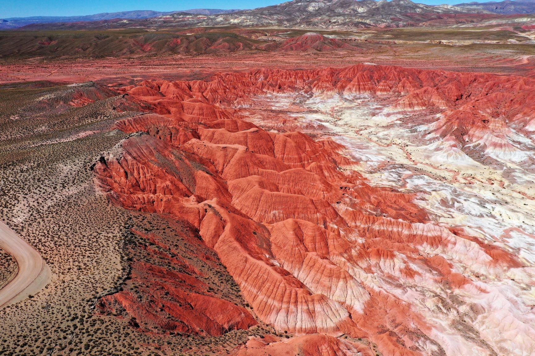 Cusi Cusi: el planeta Marte en la Puna jujeña