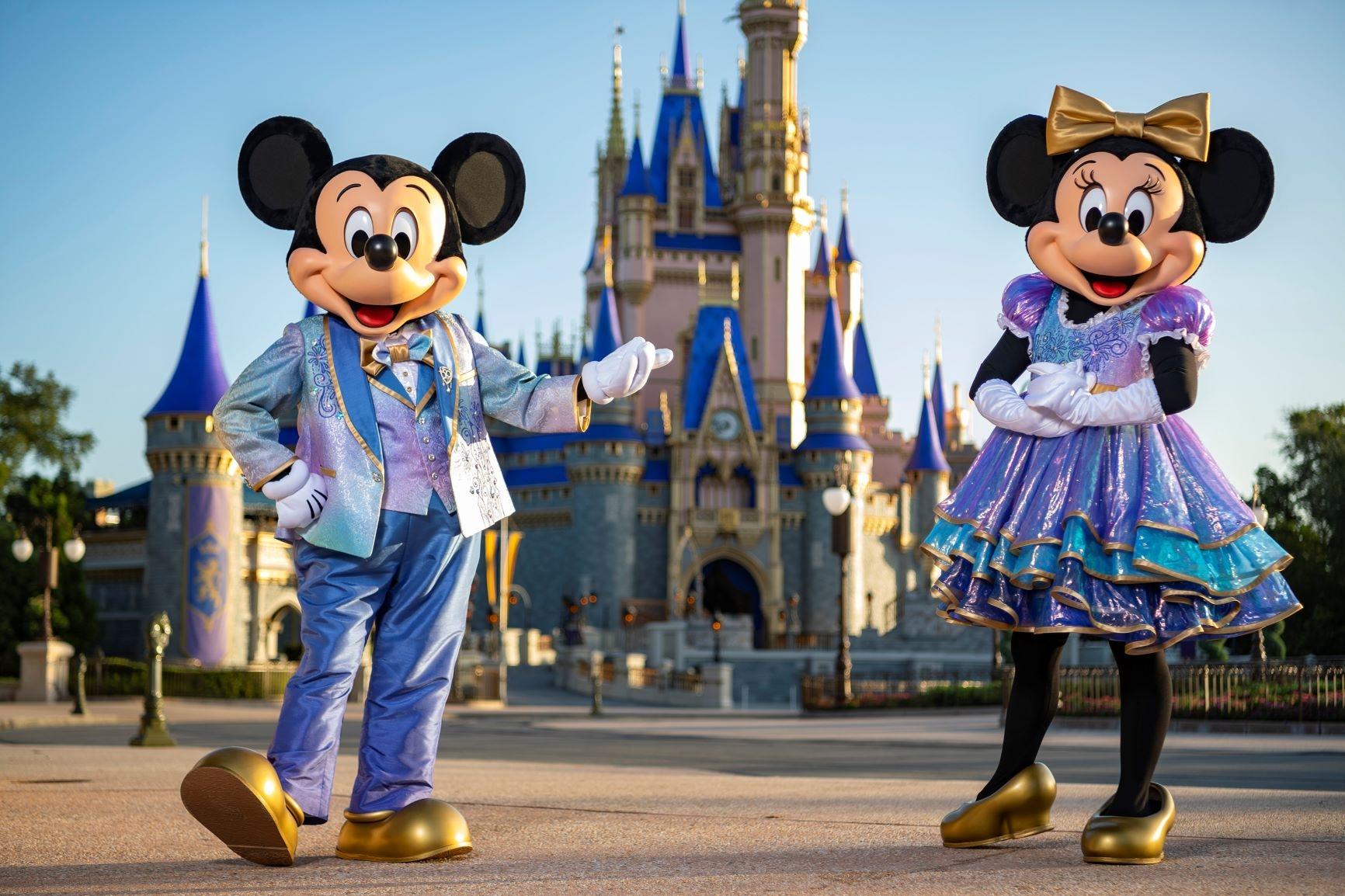 Se preparan los 50 años de Walt Disney World Resort