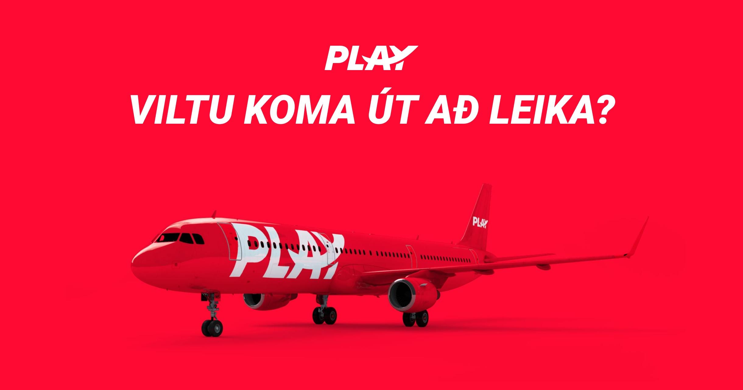 Play: nació una nueva low-cost entre Europa e Islandia