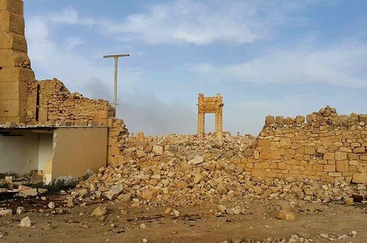 El patrimonio artístico de Oriente Próximo está desapareciendo, y es imposible evitarlo