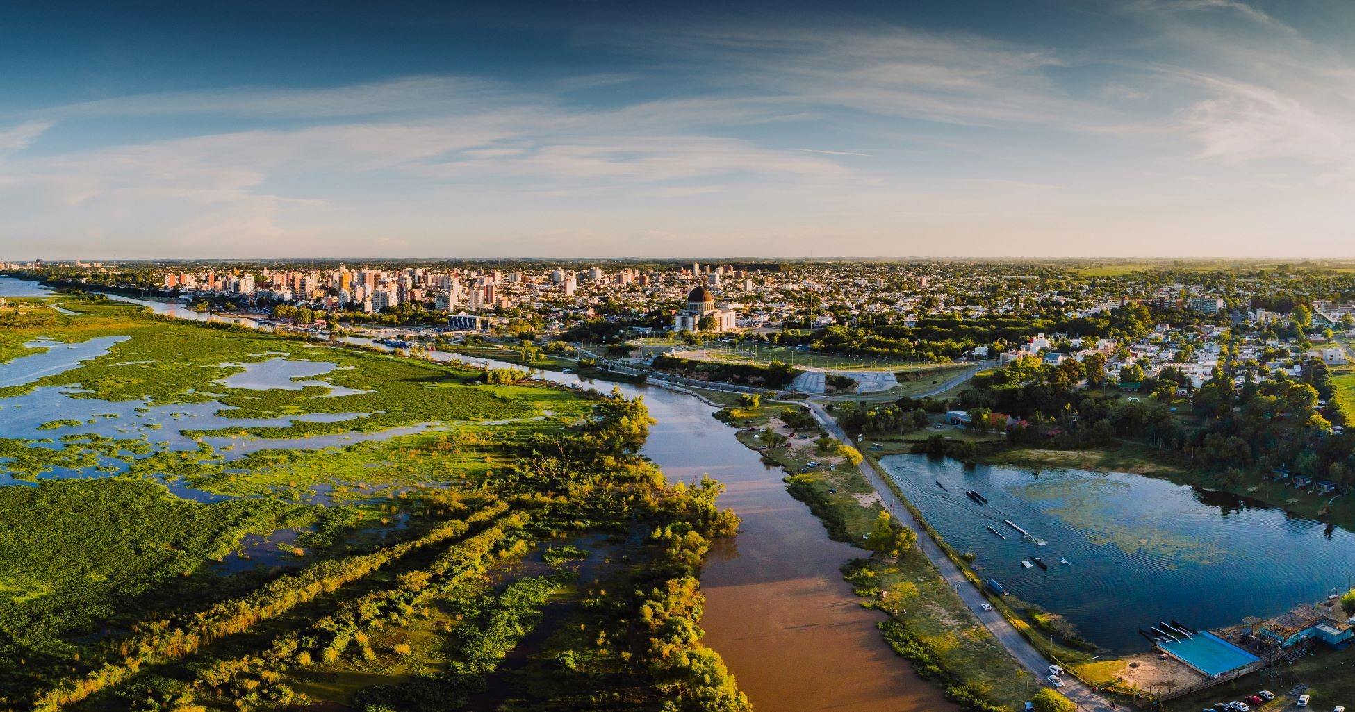 San Nicolás: el nuevo destino de fines de semana a orillas del Paraná