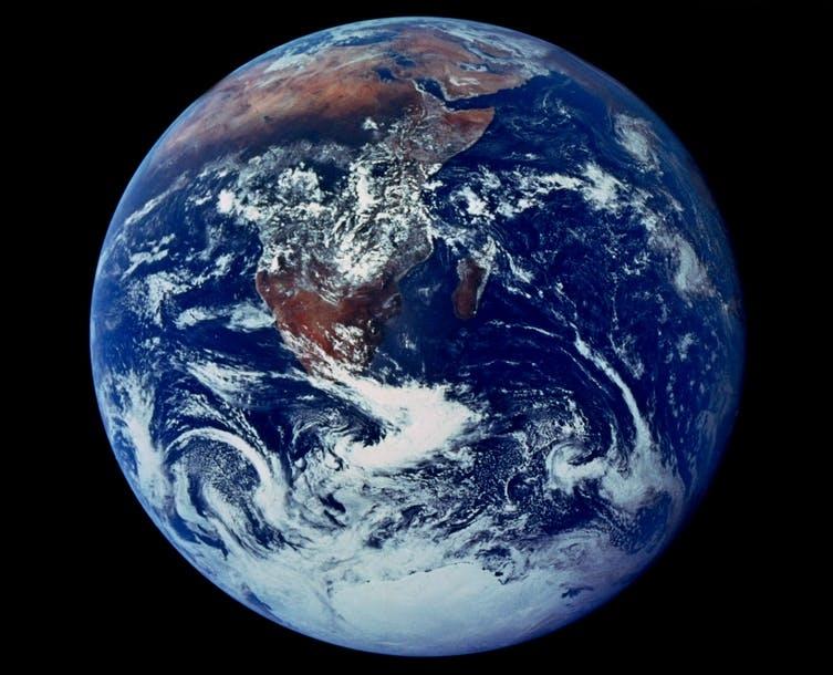 ¿Cuál es la huella ecológica del turismo espacial?