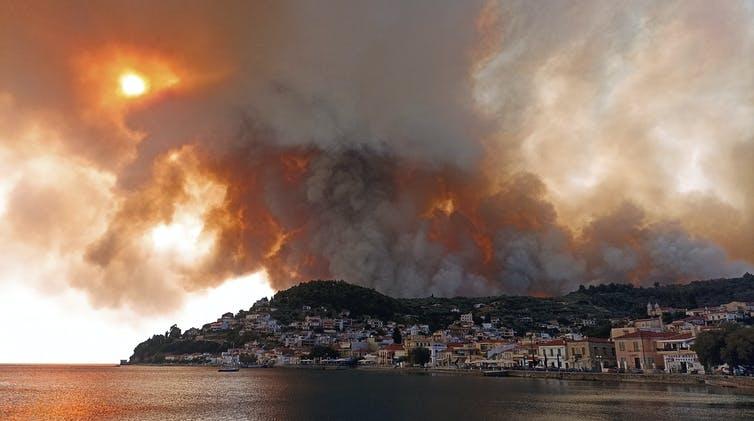 Cinco claves a tener en cuenta en el último informe del IPCC sobre la ciencia del clima