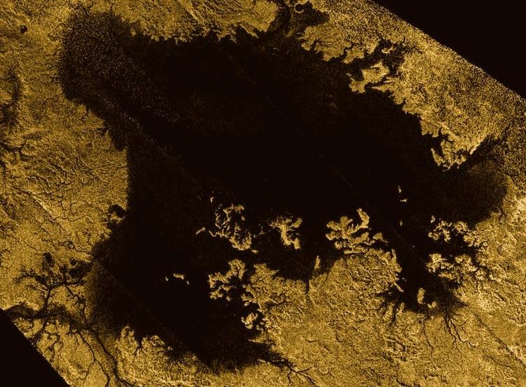 Las cinco estructuras geológicas más impresionantes del sistema solar
