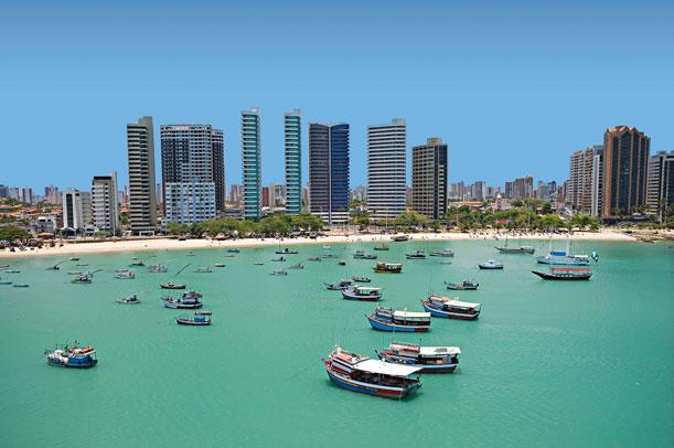 El estado de la alegría en el norte de Brasil
