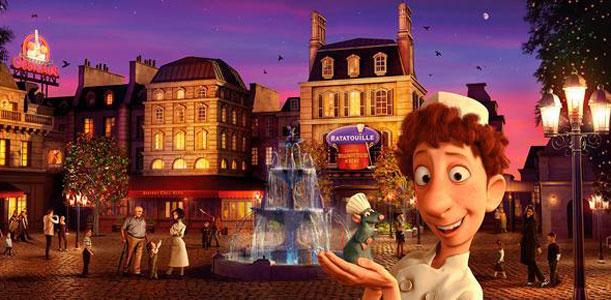 La nueva atracción de DisneylandParis