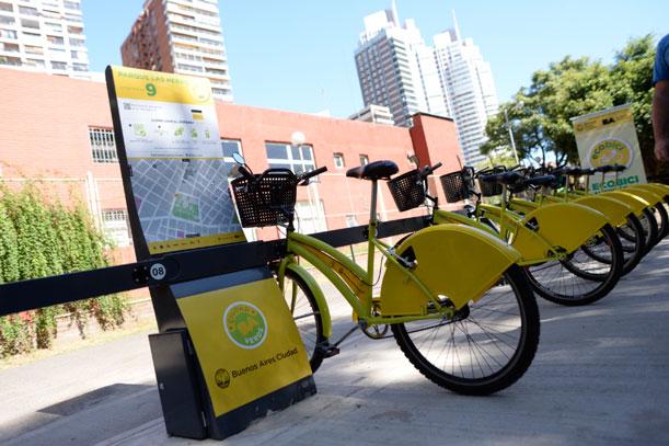 Circuitos en bicicleta desde los nuevos Centros de Atención al Turista en Palermo y La Boca