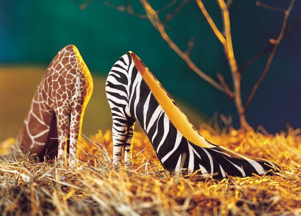 El arte del zapato, en Romans-sur-Isère