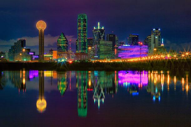Estilo y confort para alojarse en la gran ciudad de Texas