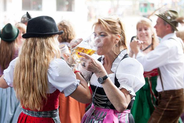 La Oktoberfest más antigua y pintoresca de América Latina