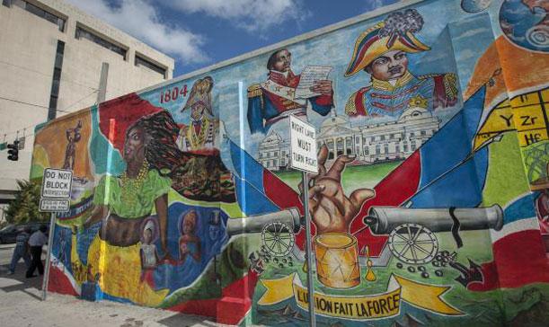 Un barrio para conocer en Miami: la Pequeña Haiti